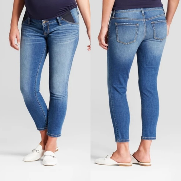 fa0dd1379d416 Isabel Maternity by Ingrid & Isabel Jeans | Isabel Maternity Inset ...